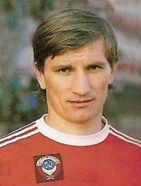 «Матч легенд». Динамо-82» — «Зенит-84». Сергей Гоцманов: «Это была моя последняя игра»