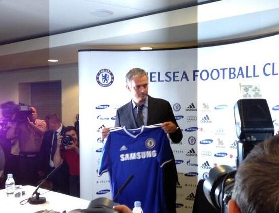 Жозе Моуринью: со мной такое впервые — я прихожу в новый клуб, но уже люблю его