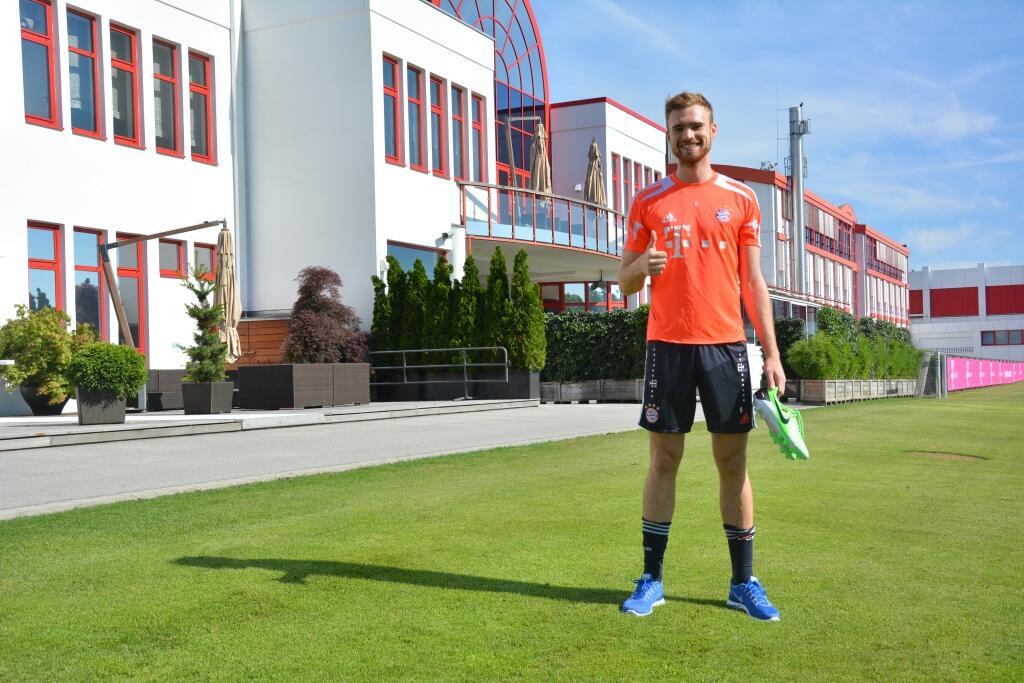 Защитник «Майнца-05» Кирхгоф перешел в «Баварию» (ФОТО)