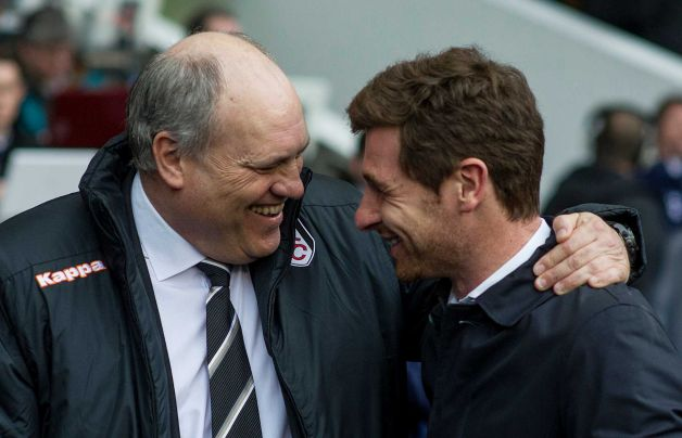 AVB: weariness not a reason for defeat against Fulham