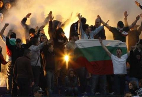 Болгарские болельщики обвиняются в расизме