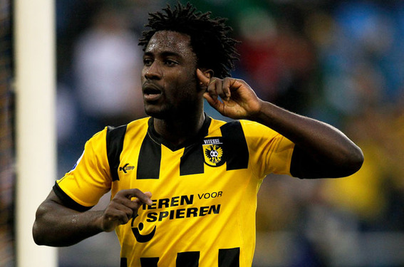 Vitesse Bony keen on prospect of playing in England