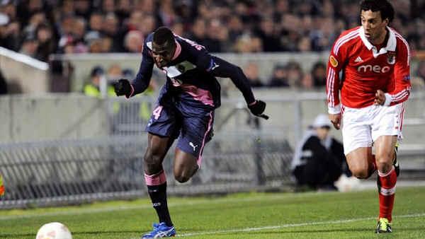 Лига Европы-2012/13. «Бордо» — «Бенфика» — 2:3. «Орлы» прилетают и выигрывают»