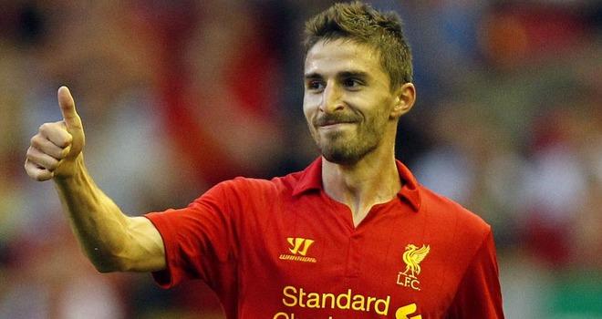 Borini injury woe for Liverpool