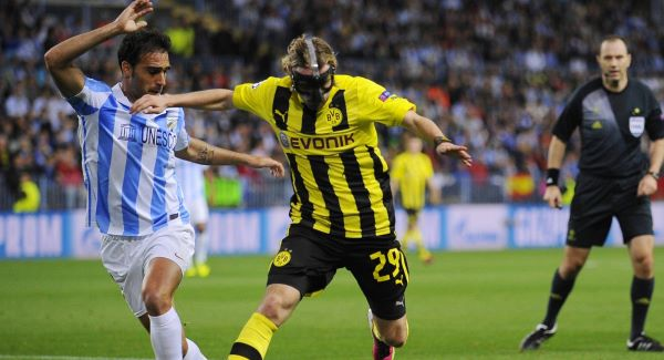 Champions League fixtures preview: Borussia Dortmund vs Malaga