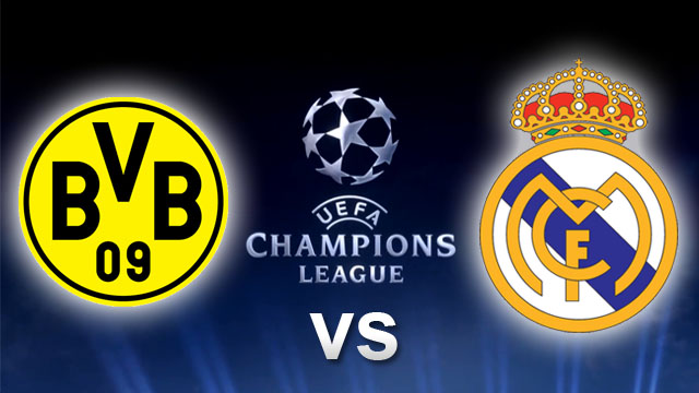 Champions League preview: Borussia Dortmund vs Real Madrid
