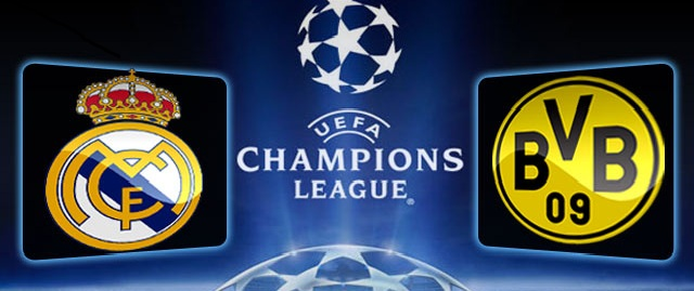 Champions League preview: Real Madrid vs Borussia Dortmund