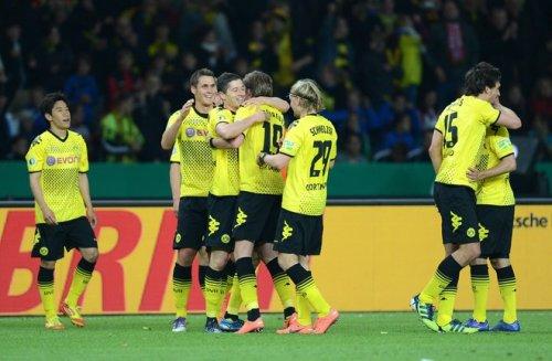 Немецкая Бундеслига. 3-й тур. «Боруссия» уверенно переиграла «Байер»