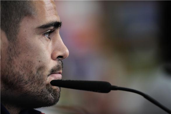 Valdes refused to sign a new contract with Barca