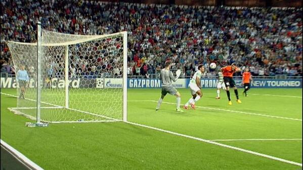 Лига чемпионов-2013/14. Карагандинский «Шахтер» оказался сильнее «Селтика»
