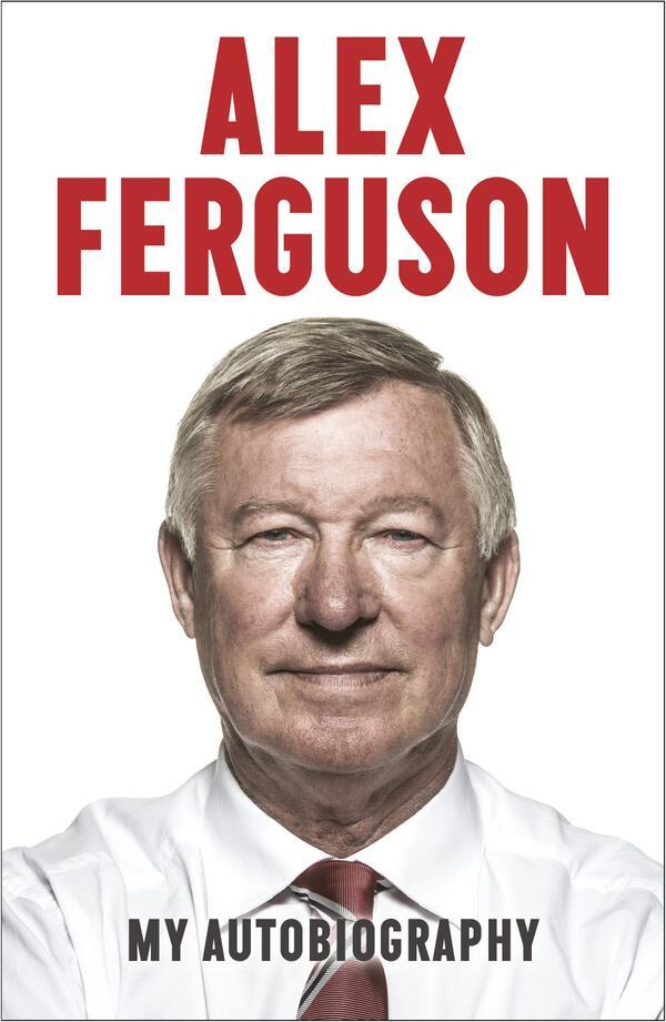 24 октября в свет выйдет автобиография Фергюсона (ФОТО)
