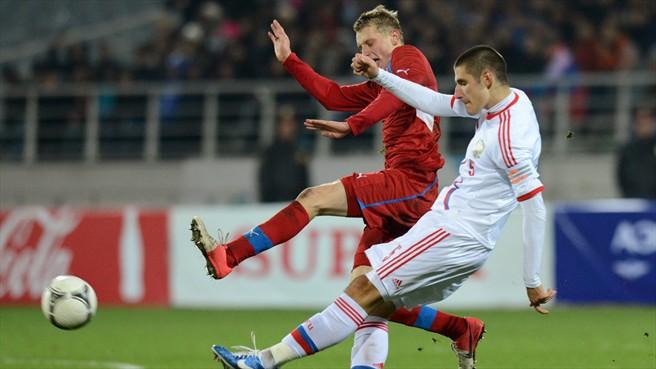 Чемпионат Европы (U-21). Испания  — Россия. Как Россия не удержала ничью