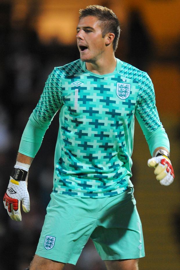 Джек Батленд с нетерпением ждет своего дебюта в сборной Англии