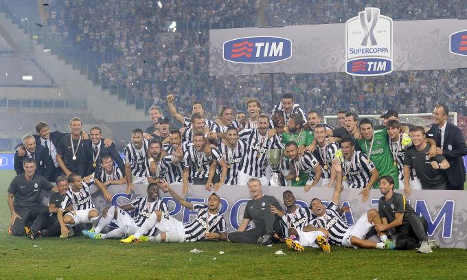 Суперкубок Италии-2013. «Ювентус» — «Лацио» — 4:0. «Враг моего врага»