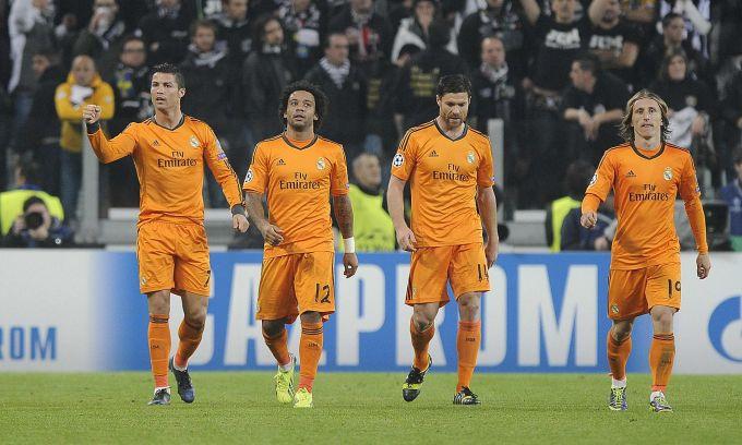 «Ювентус» — «Реал» — 2:2. «Варан считать»