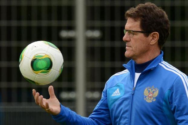 Фабио Капелло: «Вижу Россию в числе восьми сильнейших команд на чемпионате мира»
