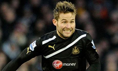 Monaco chase Abidal, Newcastle midfielder Cabaye