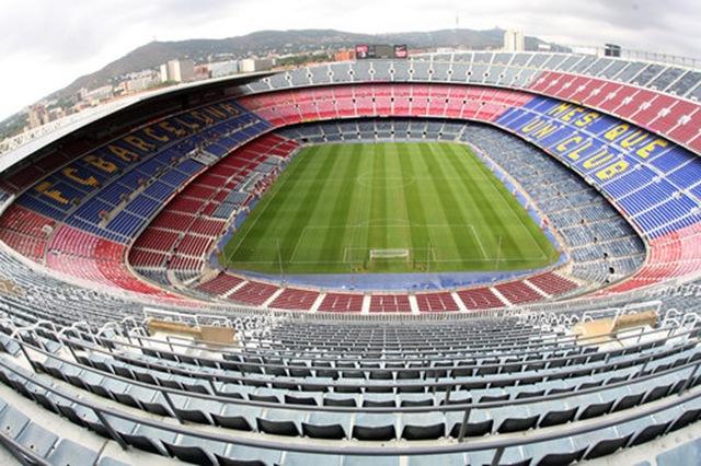 План реконструкции «Камп Ноу» одобрен руководством «Барселоны»
