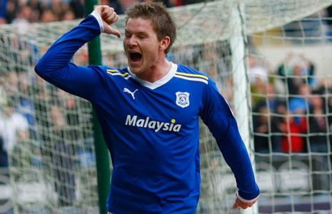 Cardiff Gunnarsson out for up to 12 weeks