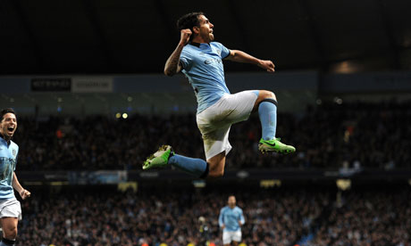 Premier League results: Man City 1-0 Wigan