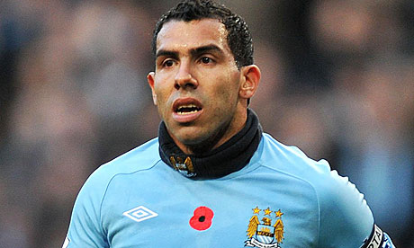 Tevez set to be offered new contract in summer by Man City