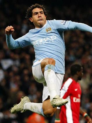 Карлос Тевес намерен остаться в «Манчестер Сити»