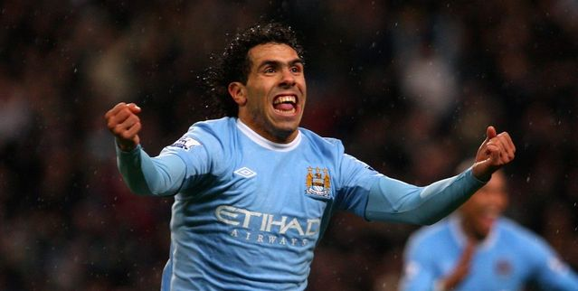 Monaco to bid for Man City Tevez