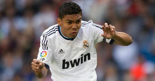 Real Madrid landed Casemiro on permanent basis