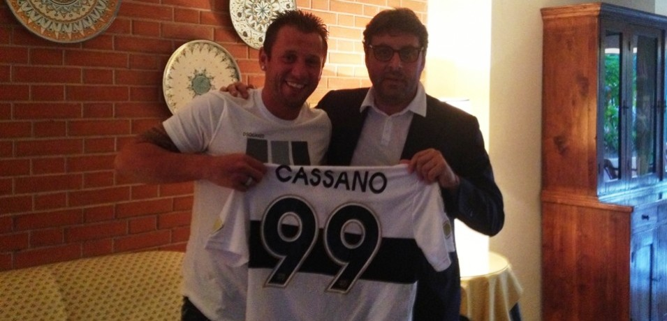 Топ-7 голов Антонио Кассано