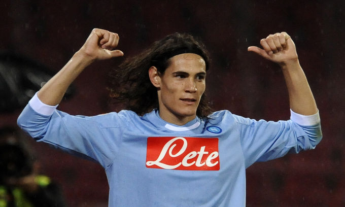 Real Madrid, Man City are in talks with Cavani