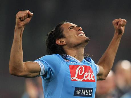 Man City assistant admits Cavani may be too expensive for them