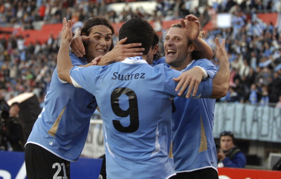 Кубок конфедераций-2013. Матч за третье место. Уругвай — Италия