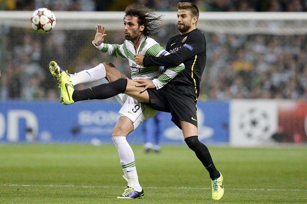 Лига чемпионов-2013/14. «Барселона» — «Селтик» — 6:1. Хроника событий