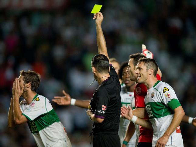Арбитр матча «Эльче» — «Реал» будет отстранен от работы в Ла лиге