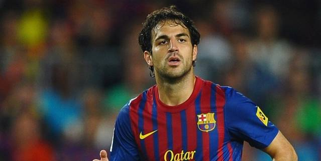 Barcelona Fabregas has no plans to leave the club