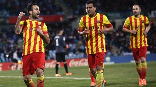 Испанская Ла лига. «Барселона» — «Эльче» — 4:0. Хроника событий