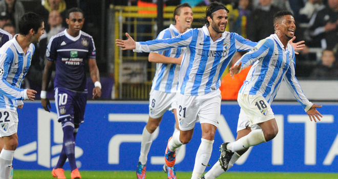 Champions League preview: Malaga is coming!