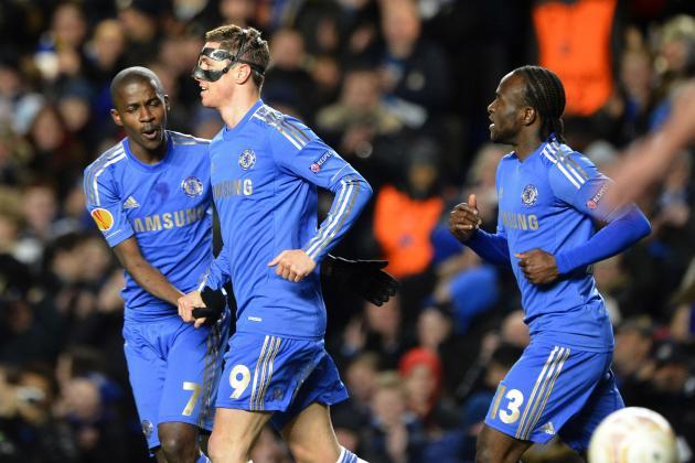 Europa League fixtures preview: Rubin Kazan vs Chelsea