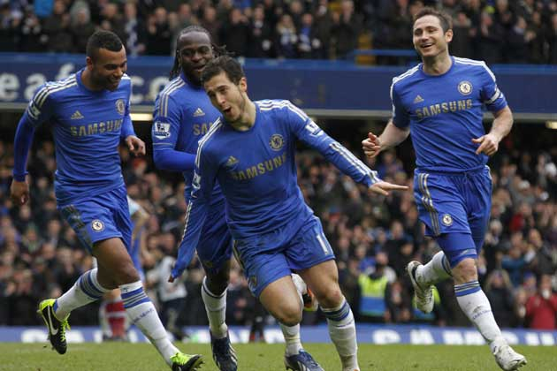 Premier League highlights - Matchday 30: Chelsea 2-0 West Ham
