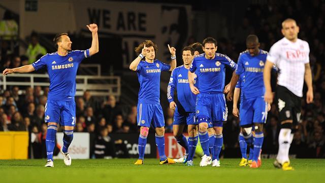 Premier League results: Fulham 0-3 Chelsea