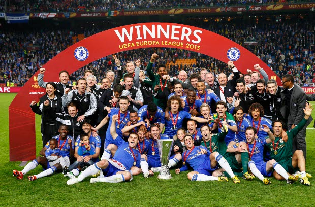 Chelsea claim Europa League title