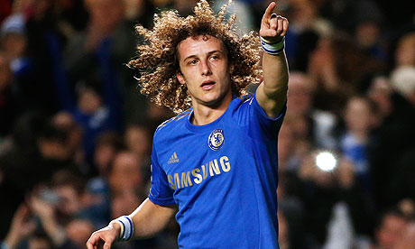 Chelsea David Luiz unaware of Barca interest