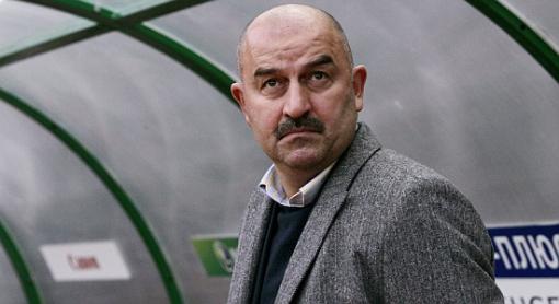 Станислав Черчесов стал новым главным тренером «Амкара»