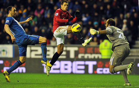 Premier League Matchday 21 Results: Wigan 0-4 Man Utd