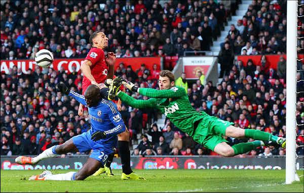 Кубок Англии-2012/13. «Челси» — «Манчестер Юнайтед». Прогноз. «И снова здравствуйте!»