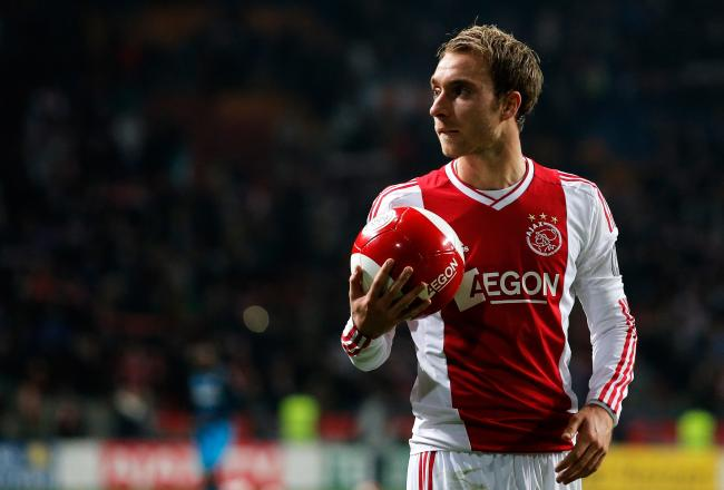 Ajax Eriksen could be leaving the club in summer