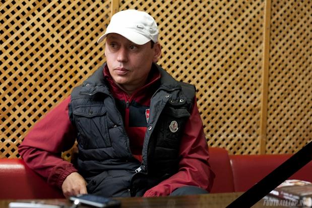 Последнее интервью Ильи Цымбаларя. «Романцев сказал: «Выйди, что-нибудь придумай!»