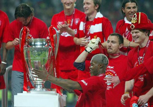 Сиссе, Это'О, Тимощук и еще десять победителей Лиги чемпионов, игравших в России