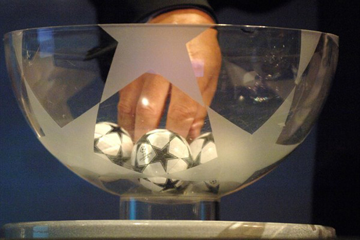 UEFA Champions League 2013/2014 draw