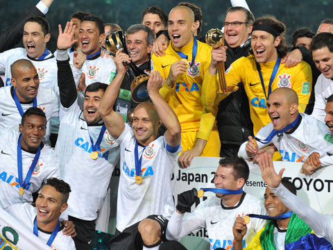 Corinthians beat Chelsea to claim the FIFA Club World Cup title
